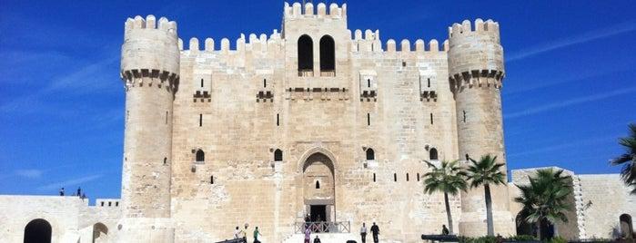 Citadel of Qaitbay is one of World Heritage Sites List.