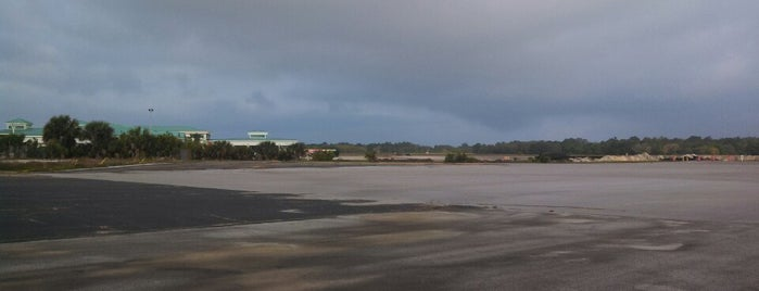 Panama City / Bay County International Airport (PFN) is one of Airports been to.