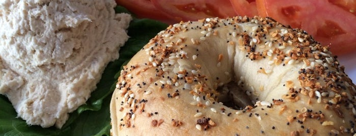 Bagelworks is one of Miami brunches.