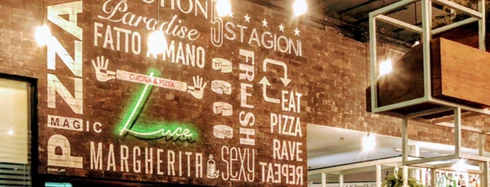Luce Cucina & Carbone is one of rj - a visitar.