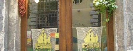 Hosteria Il Carroccio is one of Italy 🍝🥫🍕Tuscany-bologna🇮🇹.