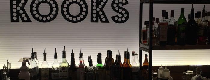 Kooks Restaurant is one of สถานที่ที่ Xin ถูกใจ.