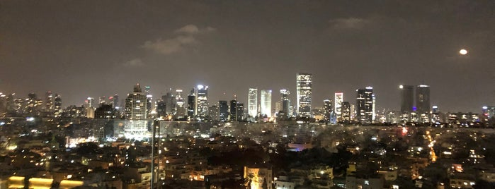 Haiku Skybar is one of TEL Aviv 2019.