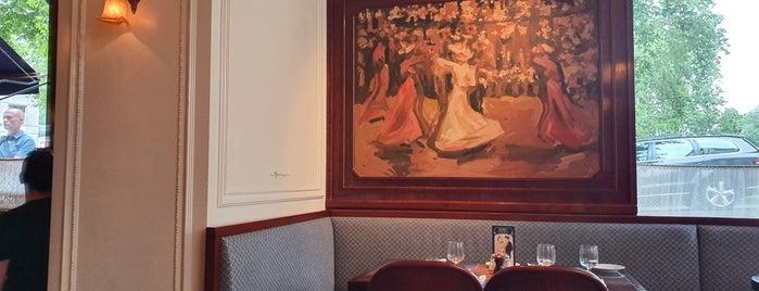 Bellanger is one of To Do London: Restaurants.