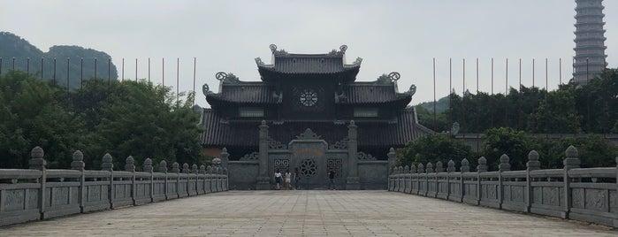 Chùa Bái Đính is one of Ninh Binh.