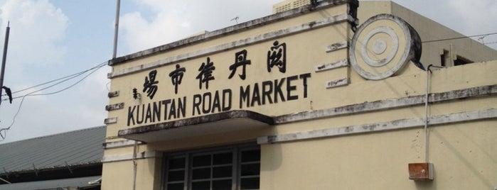 Kuantan Rd Market is one of Penang | Eats.
