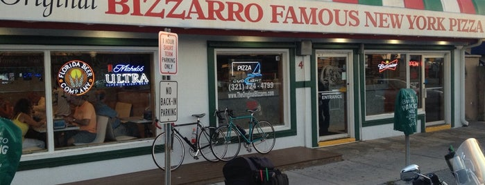 The Original Bizzaro's Famous New York Pizza is one of pizza places of world 2.