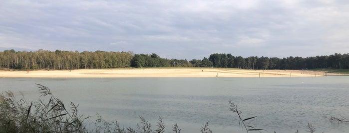 Recreatiegebied 't Zand is one of Zomerse plekken.