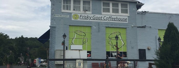 The Frisky Goat is one of NJ.