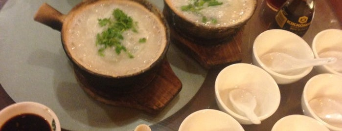 Congee Village 粥之家 is one of Yummy NY Restaurants.
