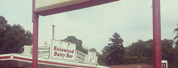 Rosewood Dairy Bar is one of Locais curtidos por John.