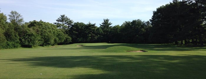 Hendricks Field Golf Course is one of New York IV.