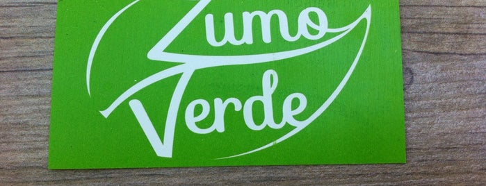 Zumo Verde is one of GDL.