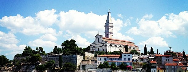 Rovinj is one of Istria, Croatia.