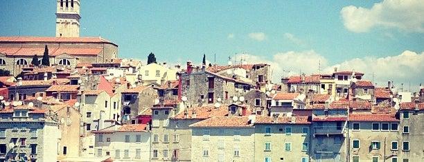 Rovinj is one of Kroatien.