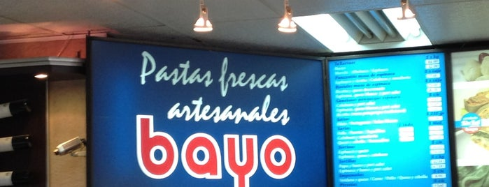 Bayo is one of Buenos Aires sin gluten.