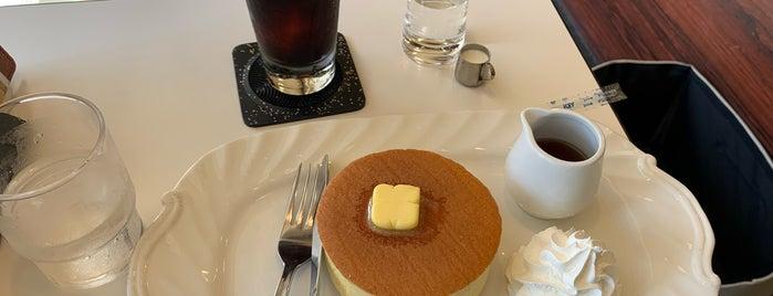 LOUVRE is one of 多摩地区お気に入りカフェ&レストラン.