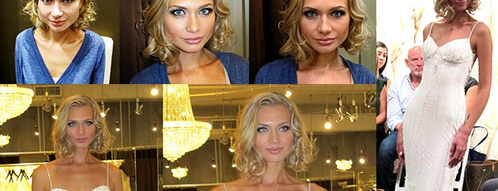 Beauty By Clara Oh hair and make up at L'energie Salon is one of Pamper Yourself, MyCheck Style.