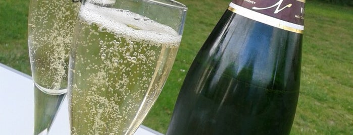 Champagne Nowack is one of Karin's Liked Places.