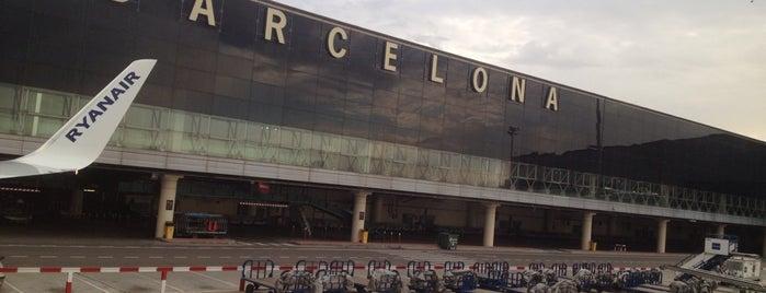 Barselona-El Prat Havalimanı (BCN) is one of Airports I've been to.