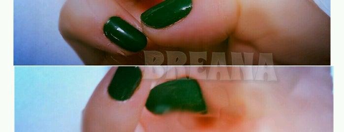 Nails is one of Orte, die Yunus gefallen.