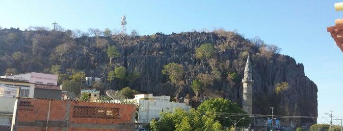 Morro de Bom Jesus da Lapa-BA is one of My list restaurantes.
