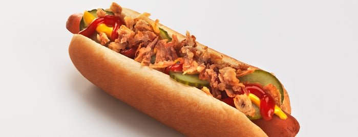 Feltman's Hot Dogs is one of Madrid.