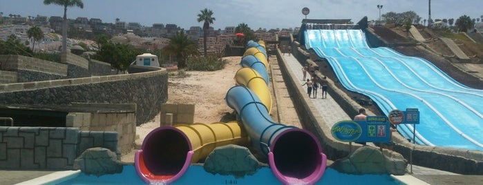 Aqualand is one of Lieux qui ont plu à Almudena.