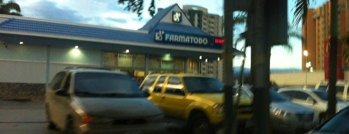Farmatodo is one of Sora 님이 좋아한 장소.