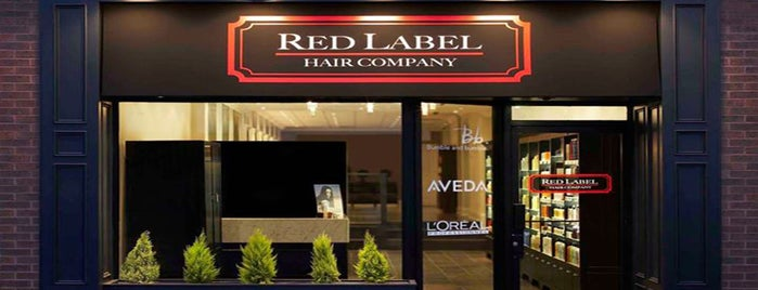 Red Label Hair Co is one of Emily'in Beğendiği Mekanlar.