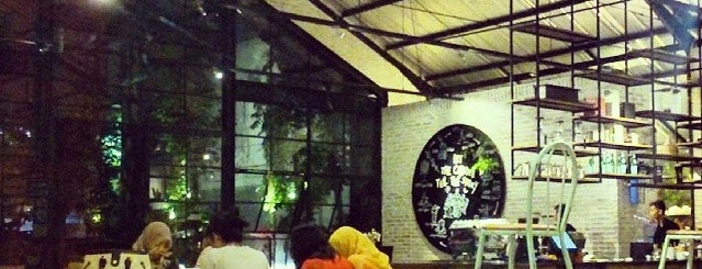 Epic Coffee and Epilog Furniture is one of Yogyakarta.