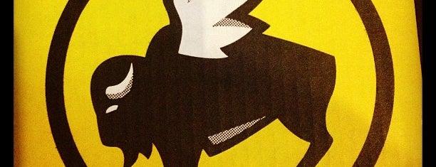 Buffalo Wild Wings is one of Walter : понравившиеся места.