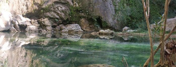 Kral Havuzu is one of antalya.