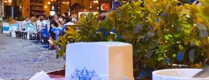 Deniz Rakı/balık is one of SAMATYA.
