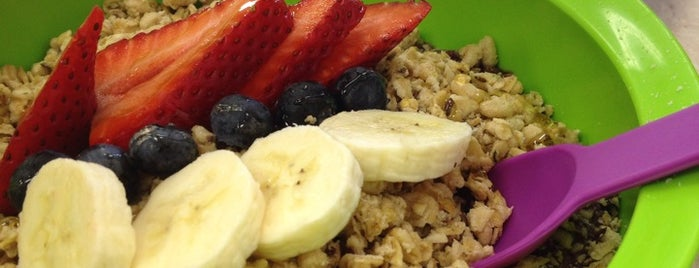 Thrive! Acai Bowls & Smoothies is one of AZ.