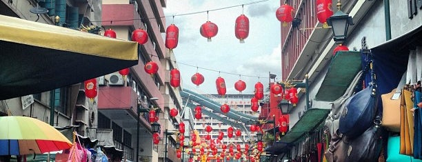 Petaling St. (茨厂街 Chinatown) is one of Malaysia.