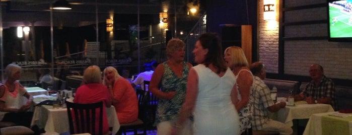 Maris Beach Restaurant is one of Marmaris Otelleri.