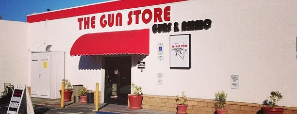 The Gun Store is one of Las Vegas.