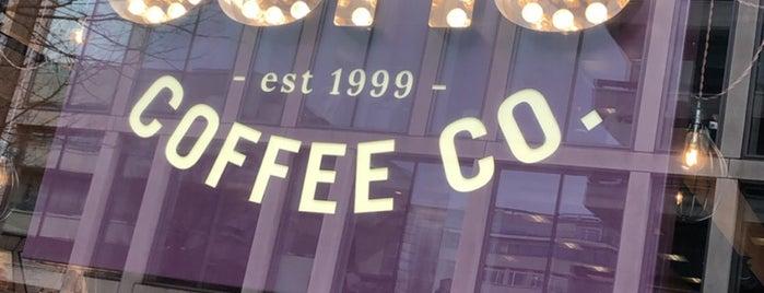 SOHO Coffee Co. is one of London.