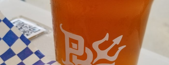 Poseidon Brewing Co. is one of California Breweries 3.