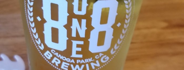 8ONE8 Brewing is one of California Breweries 4.