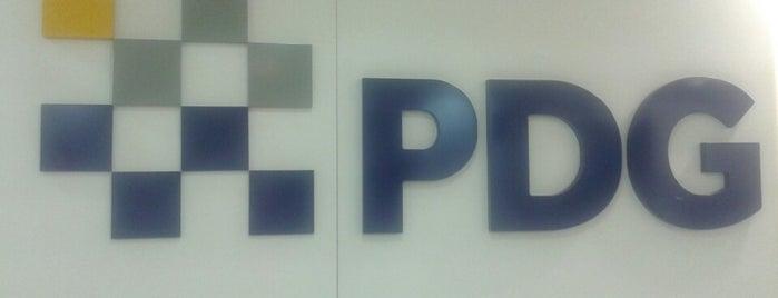 PDG is one of Orte, die Fabricio gefallen.