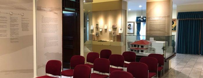 Museum Basoeki Abdullah is one of Museum In Indonesia.