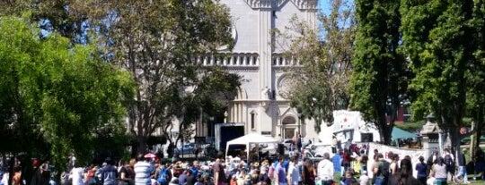 Washington Square Park is one of San Francisco Bay.