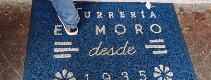 Churreria El Moro is one of Orte, die Vene gefallen.