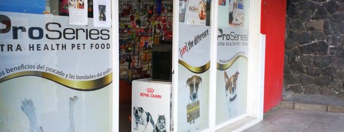 Pet Shop Clínica Veterinaria is one of Veterinarias GAM.
