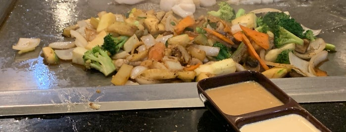 Kyushu Hibachi & Sushi Steakhouse is one of Stacy's Liked Places.