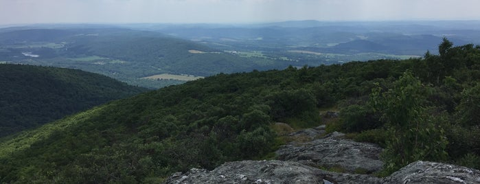 Alander Mountain is one of Hudson Valley.