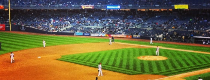 Yankee Stadium is one of #myhints4NewYorkCity.