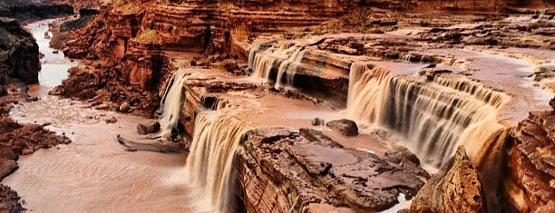 Grand Falls is one of Great places to photograph.